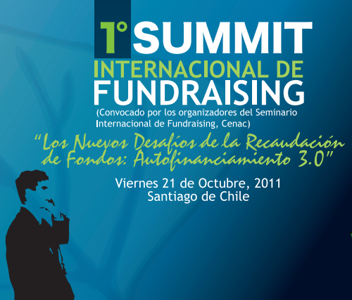 1er Summit Internacional de Fundraising Chile 2011